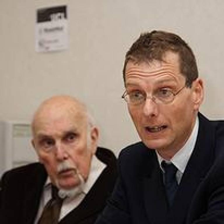 Professor Richard Bellamy