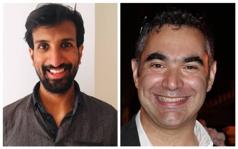 Rishi Gupta & Mahdad Noursadeghi