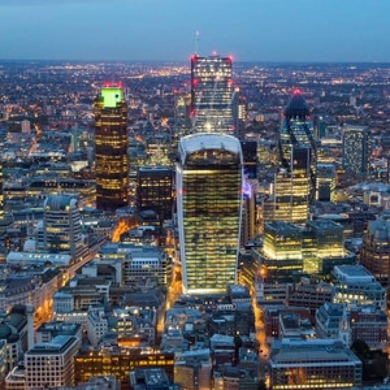 UK Cities