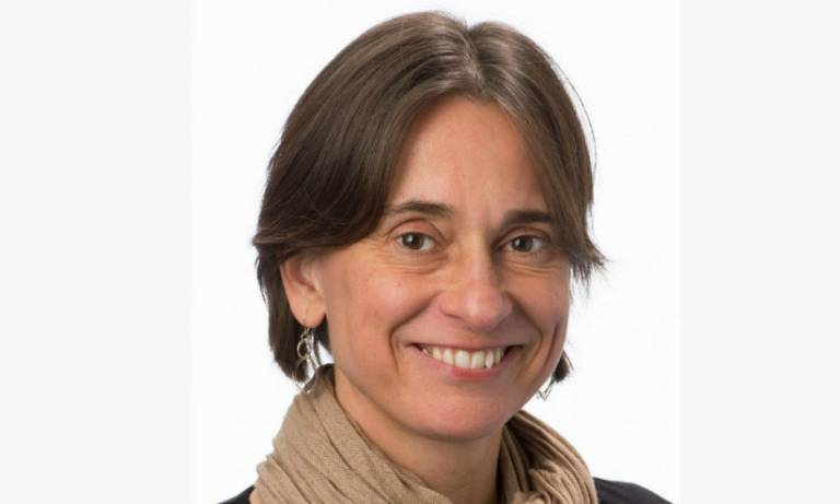 Professor Christiana Ruhrberg