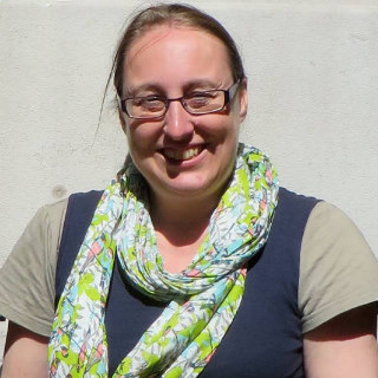 Seven questions with Dr Ruth Siddall