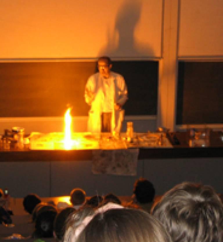 Dr Andrea Sella