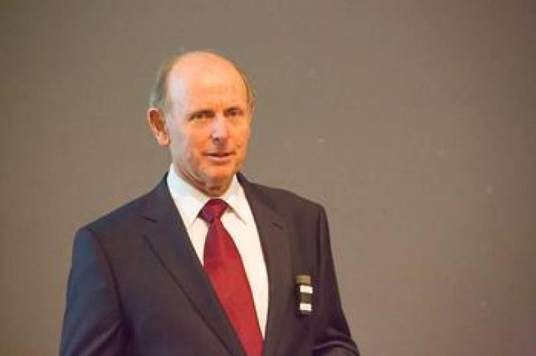 Professor Tony Segal