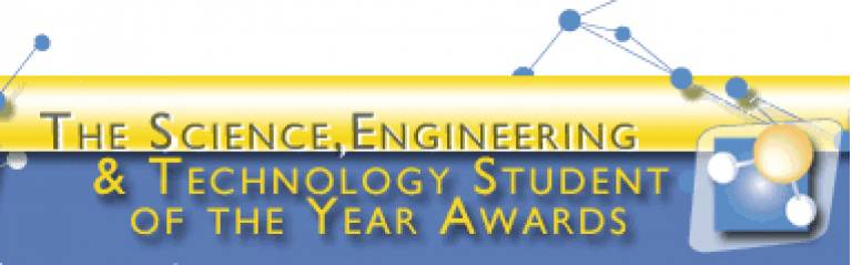 Science, Engineering and Technology Student of the Year Awards