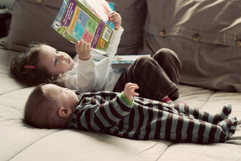 Having an older sibling poses risk of serious flu | UCL News - UCL –  University College London