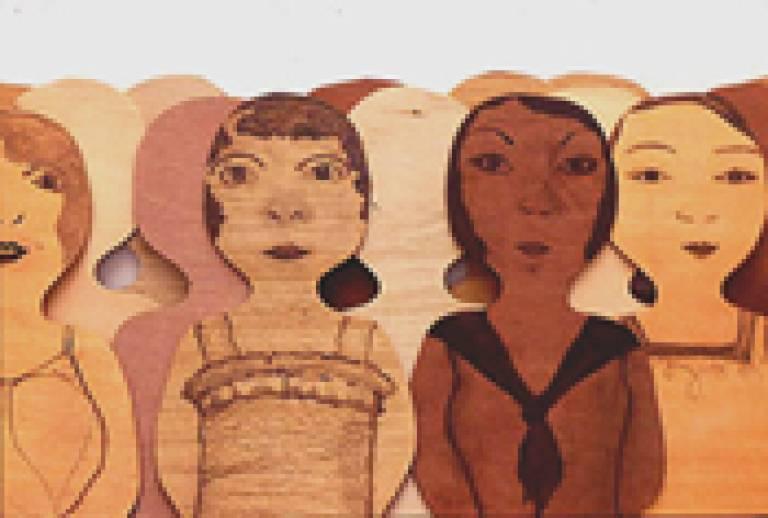 'Alphabets for the Birds' (2004), by Brooke Wyatt (MFA student)
