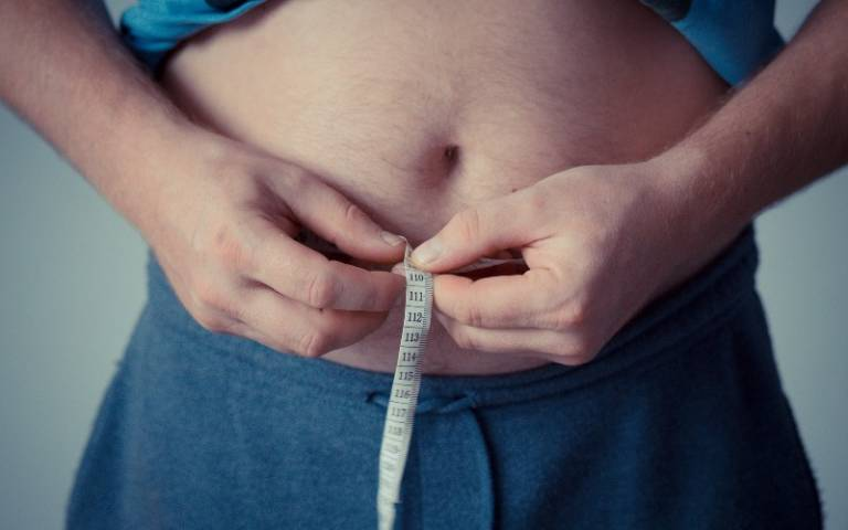 Those overweight, even if modestly, at greater risk of hospitalisation