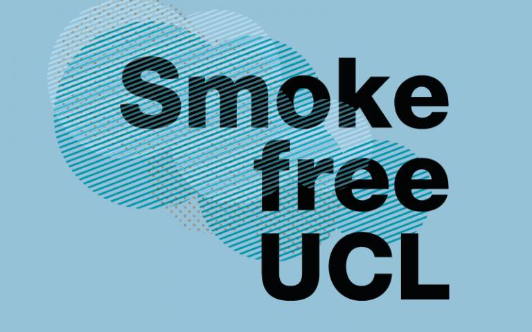 UCL's campus to go smokefree