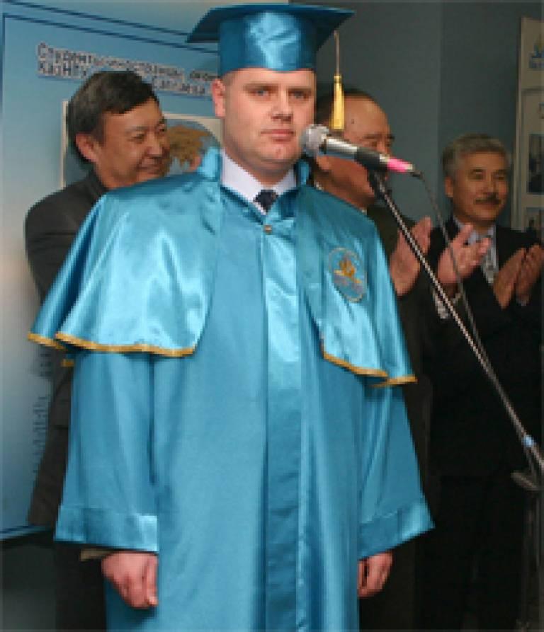Professor Stevens