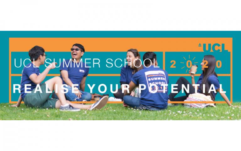 UCL Summer School 2020