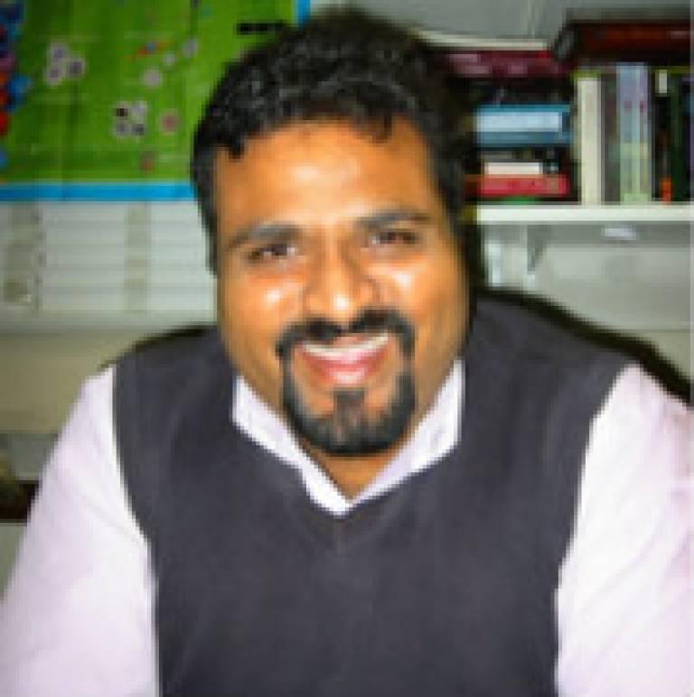 Dr Suwan Jayasinghe
