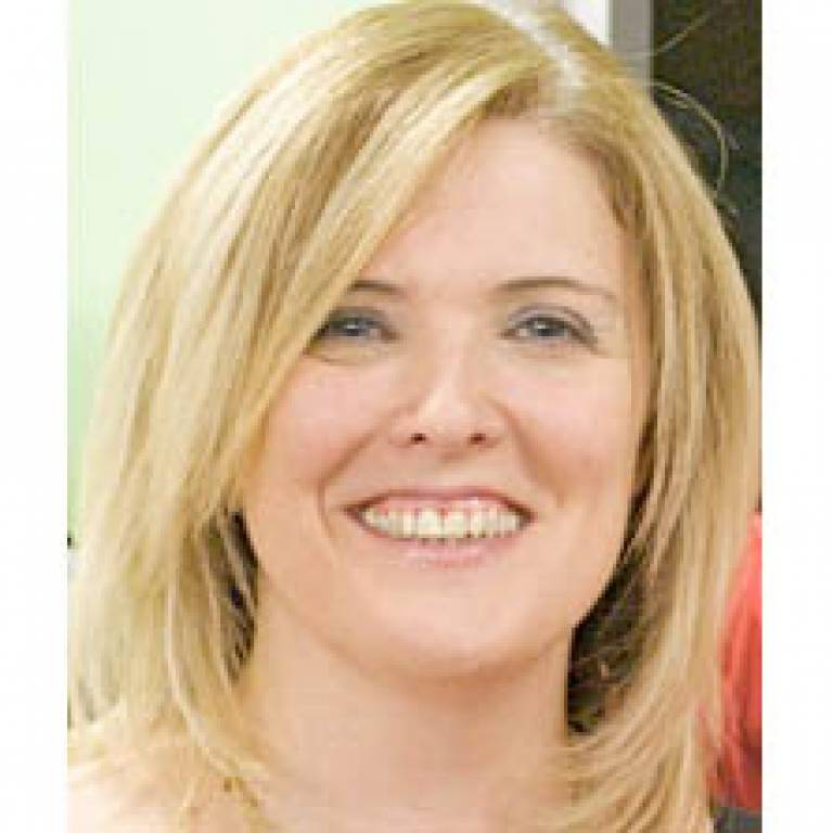 Mrs Sylvia Jones, Principal of UCL Academy