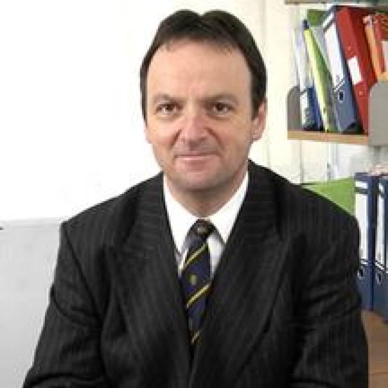 Professor Terence Stephenson