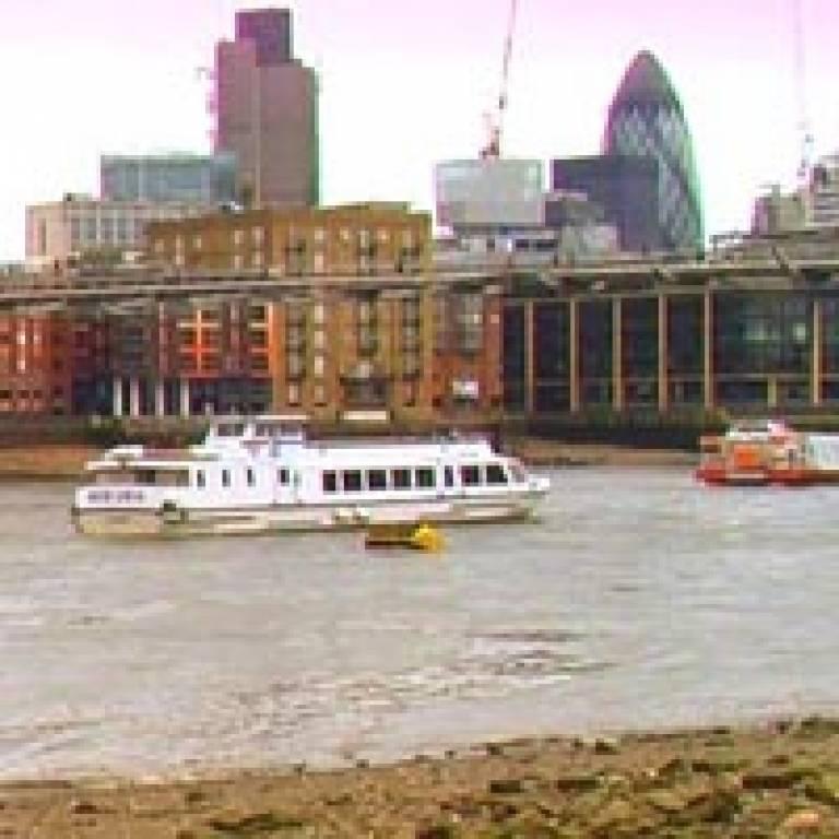 Thames foreshore