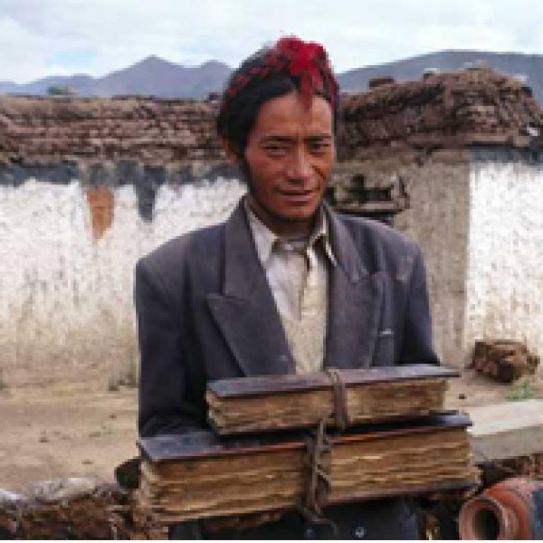 Theresia Hofer 'Amchi Tala, Tibetan doctor'