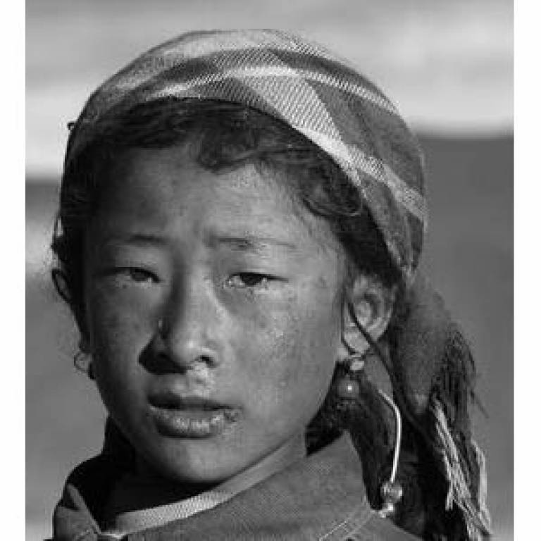 Tibetan Nomad by Michel@, Flickr