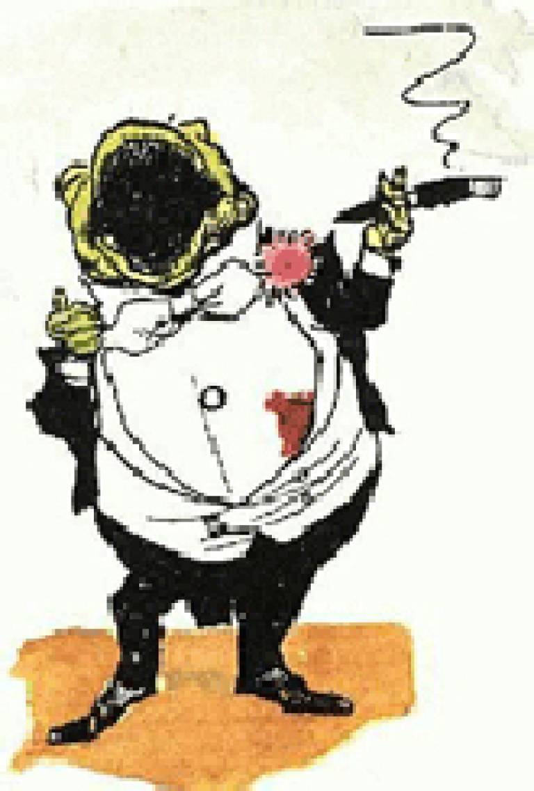 Toad from 'The Wind in the Willows'