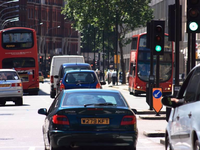 traffic london web