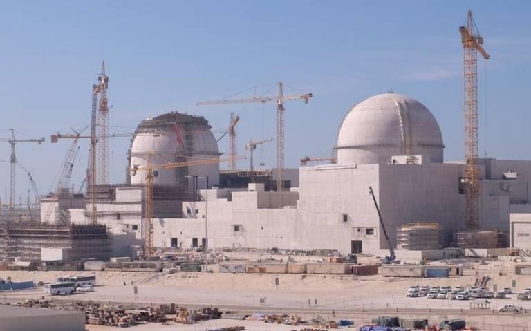 UAE power plant