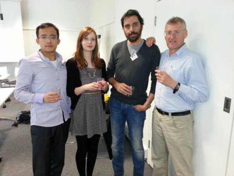 UCL Connections Project Team