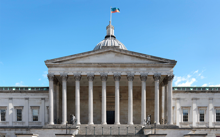 an image of UCL's Wilkins Building