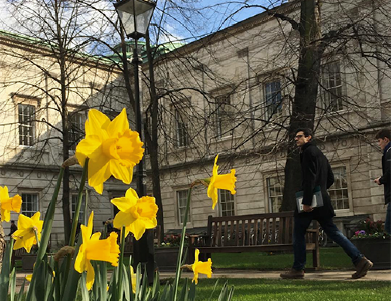 UCL Easter closure 2019