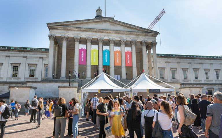 UCL Open Day 2018 by Paula Smith Photography