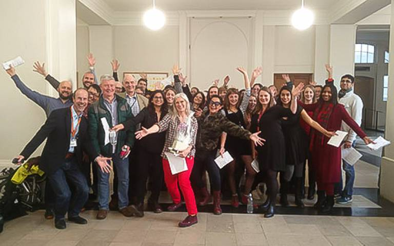 UCL Staff Singing Club receives great feedback from members