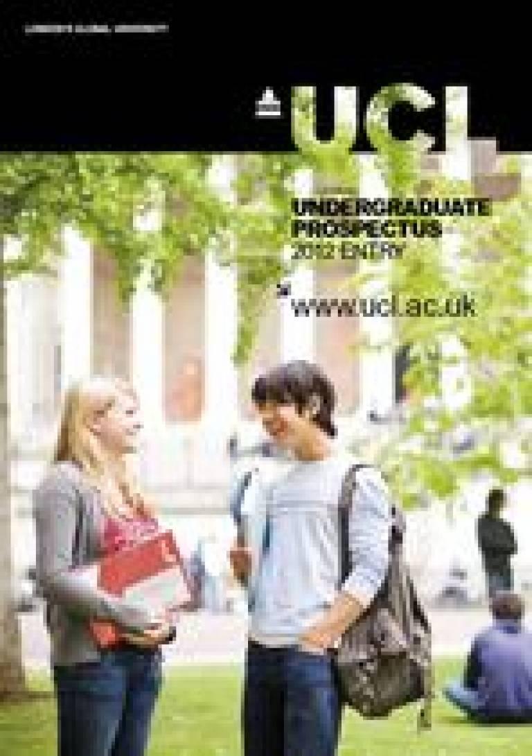 Ungergraduate prospectus