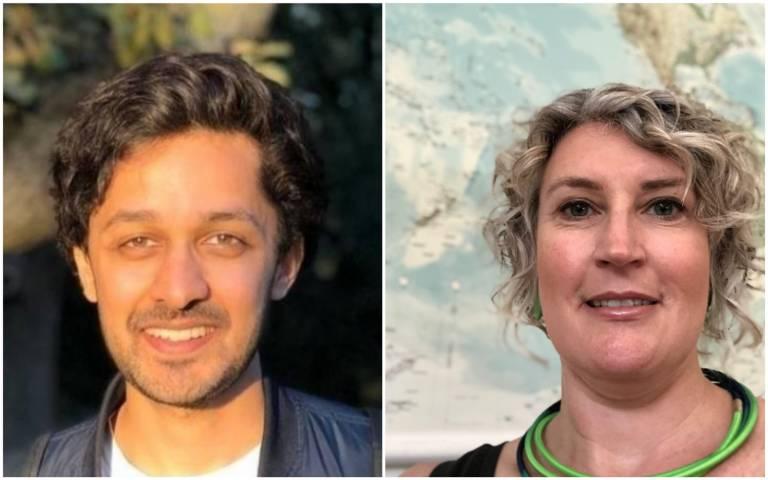 Dr Vageesh Jain and Professor Paula Lorgelly