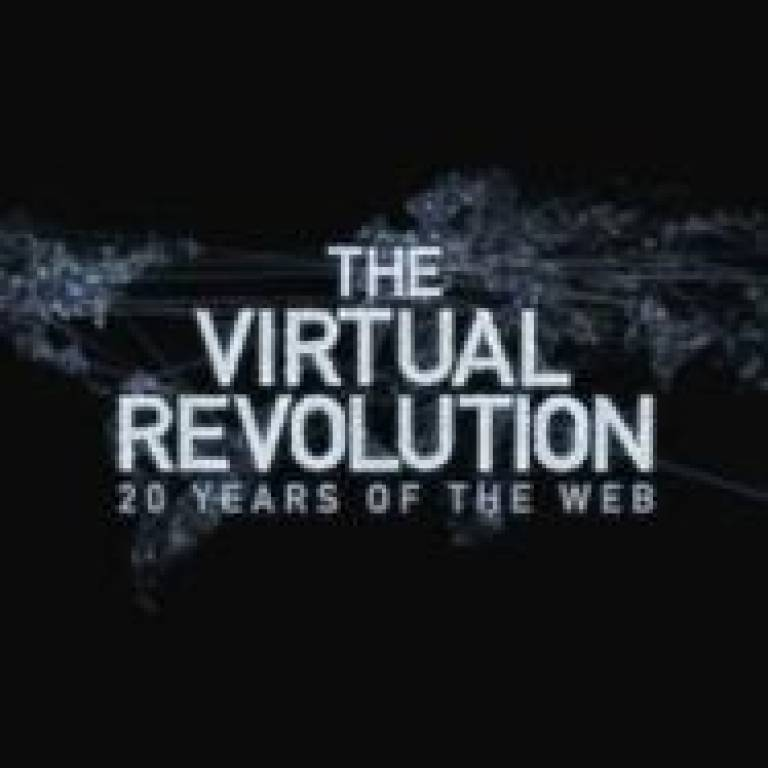 BBC's Virtual Revolution programme