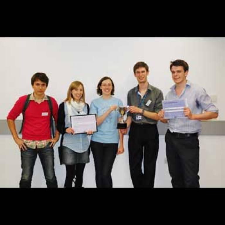 The student volunteering team from Spectrum