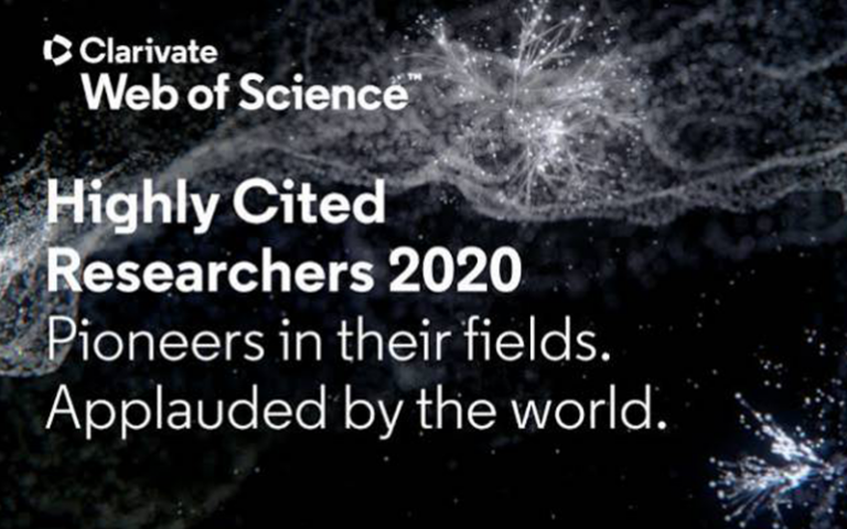 Image: Web of Science Highly Cited Researchers