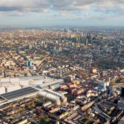 UKCMRI aerial view