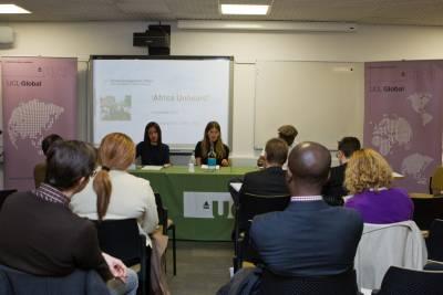 Africa Unheard panellists