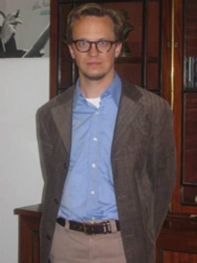 Dr Axel Körner