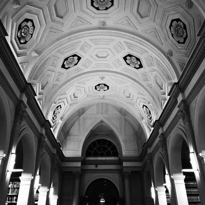 Interior_of_ucl_main_library_by Fahim Ahmed_dec_2019