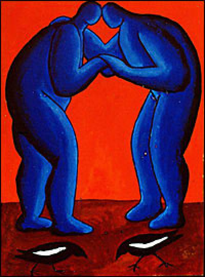 'Healing Touch' by Mr Petrone