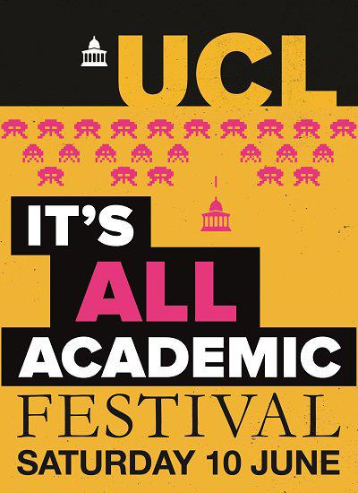 It's All Academic Festival logo