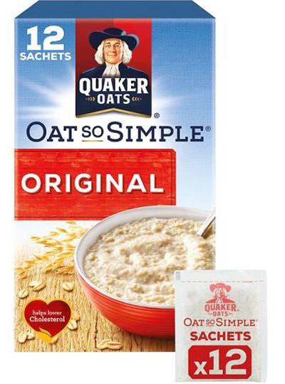 Quaker Oats Sachets