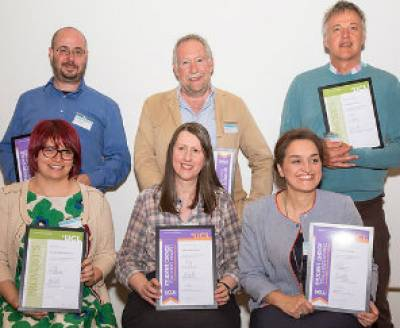 Provost's Perspective: Teaching Awards 2015