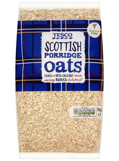 Tesco Scottish Oats