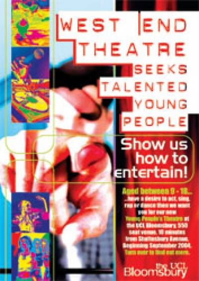Young people's theatre classes