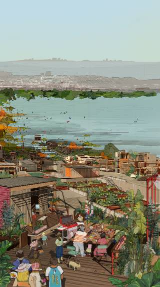 'Wetland Frontier' - Annabelle Tan Kai Lin