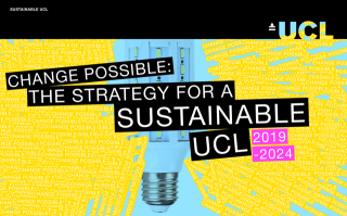 UCL Sustainability Strategy