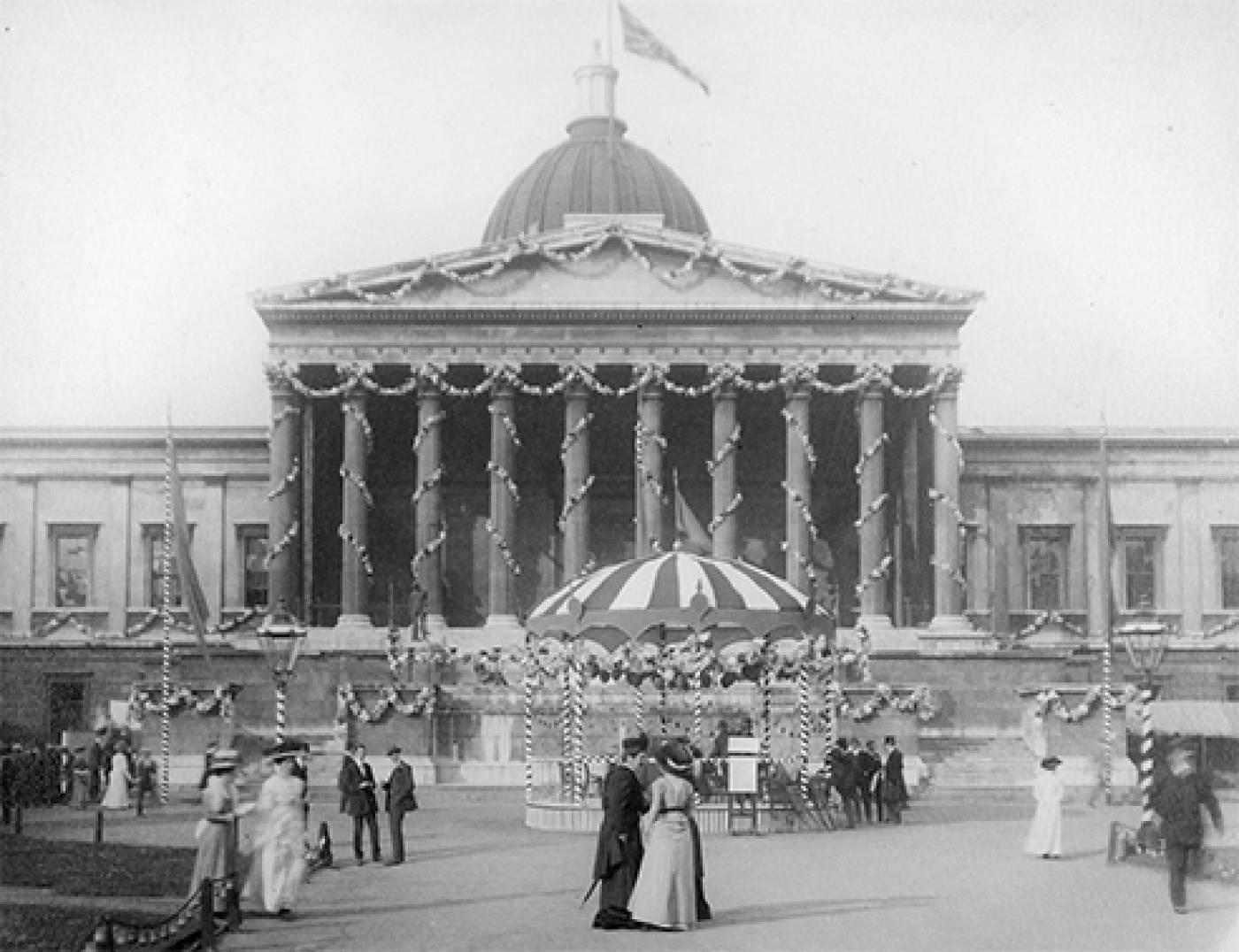 Bazaar and Fete 1909