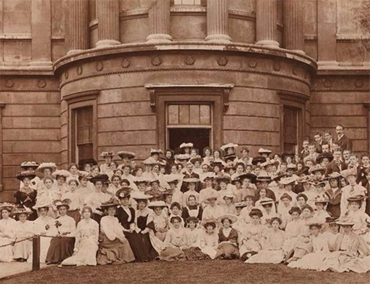 Ladies of the Slade 1905