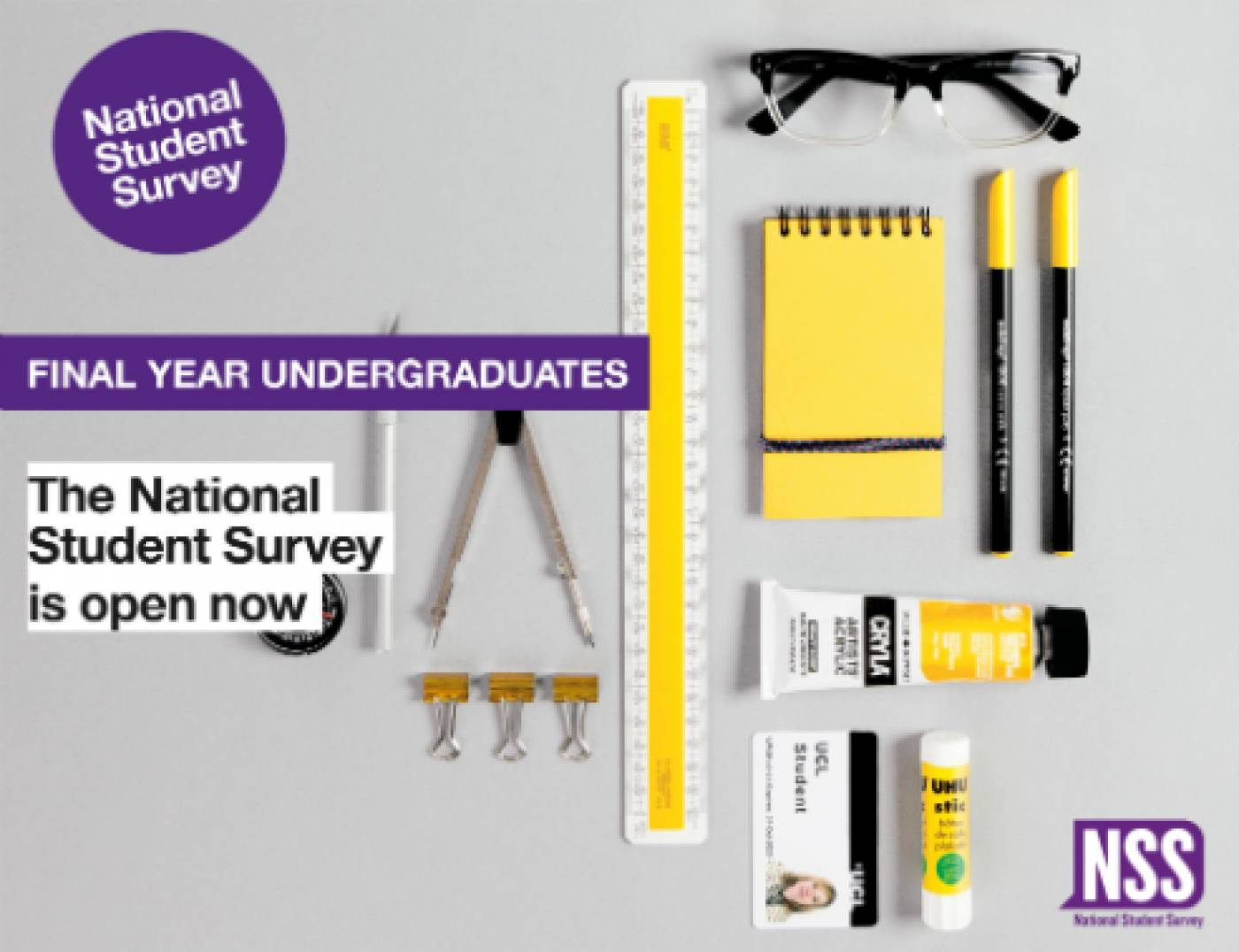 Calling all final year undergraduates: tell us about your UCL experience