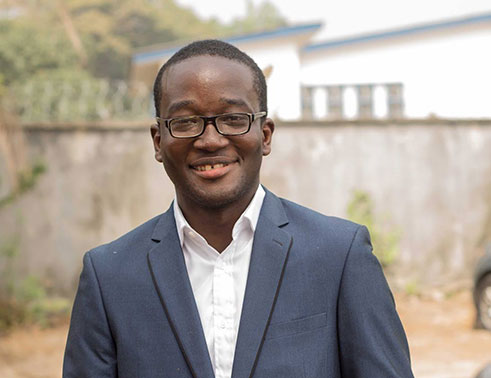 Seven Questions with Tolulope Ogunsina