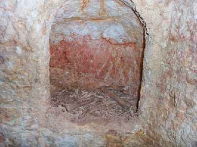 Remains in the Tomb